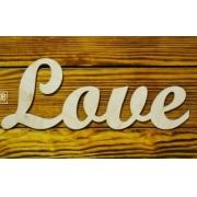 """Слово """"Love"""" (длина 30см)"""