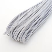 Сутаж 1.8 мм светло-серый (5 м)