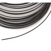 Проволока для плетения 1 мм чёрный SF-904,10 метров