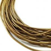 Канитель мягкая 1мм Antique golden (5грамм) 0060