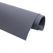 Фетр Корея FKS12-33/53 жесткий 33х53 см 1.2мм темно-серый 898