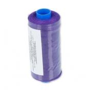 """Швейные нитки (полиэстер) 40/2 """"Gamma"""" 200 я  183 м цвет №200 т.фиолетовый"""