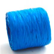 Рафия синтетическая 3 м Синяя