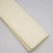 Фоамиран 1 мм 60х70 см Светло-лимонный (Китай)