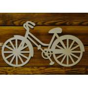 """Заготовка """"Велосипед ретро"""" 40х22.2см"""