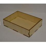 Коробка 12х17х4см