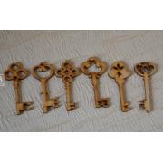 Ключики 7см (2шт. на выбор)
