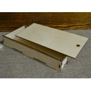 Коробка-пенал 22.5х11х2см