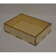 Коробка без крышки 25х15х10см