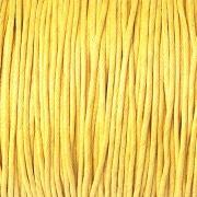 Шнур вощеный 020 (1 мм) 3 метра