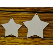"Заготовки ""Две звезды"" 8 и 10см"