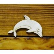 """Заготовка """"дельфин"""" 5см (2шт.)"""