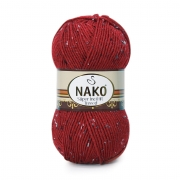 Пряжа Nako SUPER INCI HIT TWEED (100г) 1175