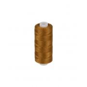 """Швейные нитки (полиэстер) 20/2 """"Gamma"""" Micron 200 я  183 м цвет 442 коричнево-рыжий"""