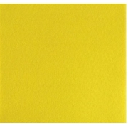 Фетр 20х30 см 1 мм Желтый