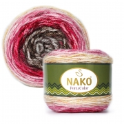 Пряжа Nako Peru color (100г.) 32189