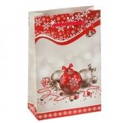 """Пакет """"Красный шар"""" 11.5х5х17.5см"""