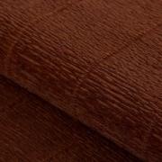 Гофрированная бумага 180г/м2 №568 0.5х2.5м Коричневый (Италия)