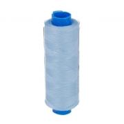 """Швейные нитки (полиэстер) 40/2 """"Gamma"""" 200 я  183 м цвет №281 голубой"""
