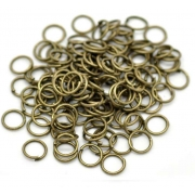 Колечки под бронзу R-04 3 мм (50шт.)