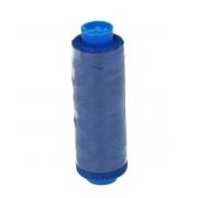 """Швейные нитки (полиэстер) 40/2 """"Gamma"""" 200 я  183 м цвет №289 синий"""