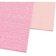 Фоамиран махровый 2мм 20х30см светло-розовый