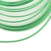 Проволока для плетения 2 мм зелёный SF-906, 3 метра