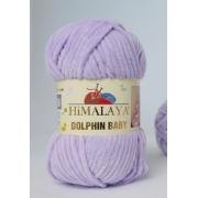 Пряжа плюшевая Himalaya dolphin baby 80405