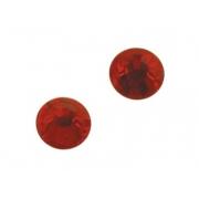 ермоклеевые  стразы IDEAL 2,7-2,9 мм. цв. LIGHT SIAM (красный), 144 шт.