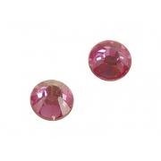 Термоклеевые  стразы IDEAL 2,7-2,9 мм. цв. ROSE (розовый), 144 шт.