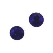 Термоклеевые стразы IDEAL 2,7-2,9 мм цв. COBOLT (синий), 144 шт.