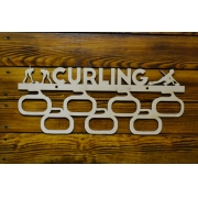 """Медальница """"Curling"""" 50см"""