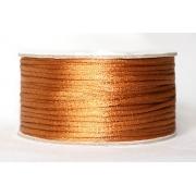 Шнур отделочный GC-020A 2мм св-коричневый 051 (2м)