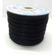 Шнур отделочный GC-020A 2мм черный 039 (2 метра)