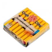 Полимерная глина Craft&Clay 52г. желтый 1006