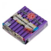 Полимерная глина Craft&Clay 52г. фиолетовый пастель 1015