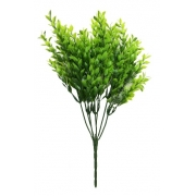 Декоративная зелень  самшит 33см (1 ветка)
