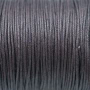 Шнур вощеный 018 (1 мм) 3 метра