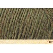 Пряжа Fibra natura Renew wool (50г.) 105