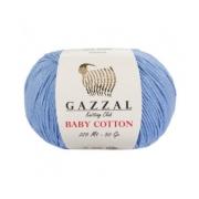 Пряжа Baby Cotton Gazzal 3423 (Турция)