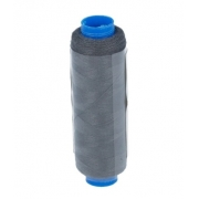 """Швейные нитки (полиэстер) 40/2 """"Gamma"""" 200 я  183 м цвет №345 т.серый"""