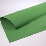 Фоамиран 1 мм 50х50 см, зеленый 010