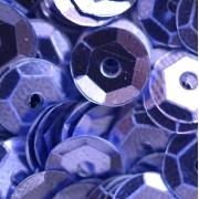 Пайетки ZC 6 мм 10 г Ярко-сиреневый №05