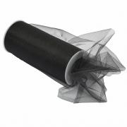 Фатин ширина 15см (2метра) черный