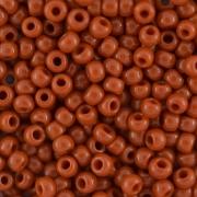 Бисер TOHO 11/0 круглый 5 граммов 0046L коричневый