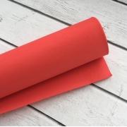Фоамиран FOAM-2 1 мм 50х50 см Красный (Китай)