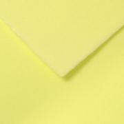Фоамиран зефирный 1мм 50х50см светло-лимонный