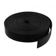 Стропа 50мм 3077 (6957) черная (1м)