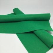Фетр Корея FKR10-33/53 мягкий 33х53 см 1 мм Зеленый