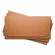Заготовка для конверта №6 крафт